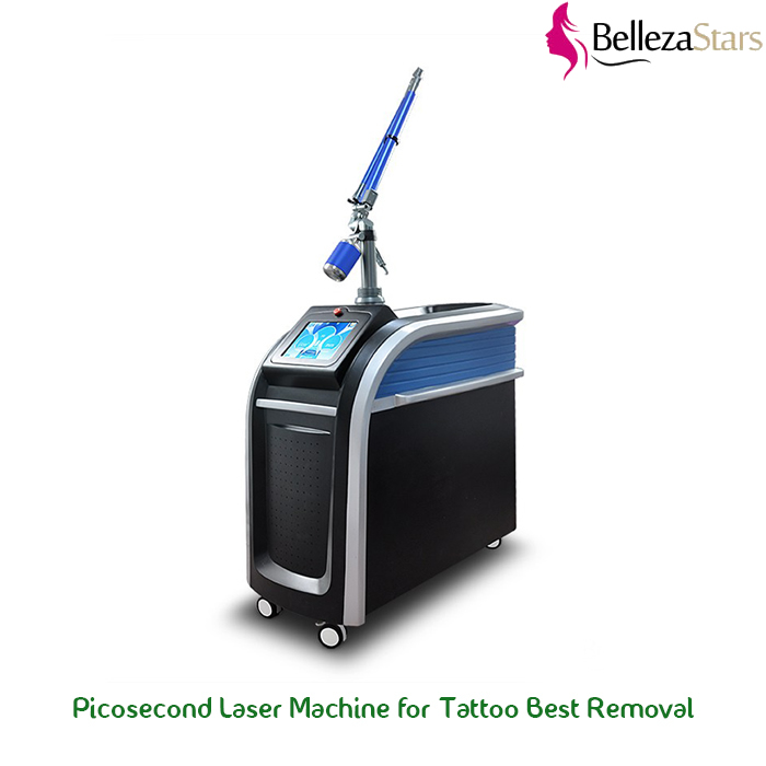 Pico second Laser Machine for Tattoo pigment Removal