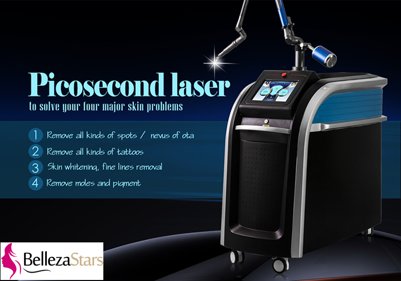 Picosecond Laser Machine for major skin problems