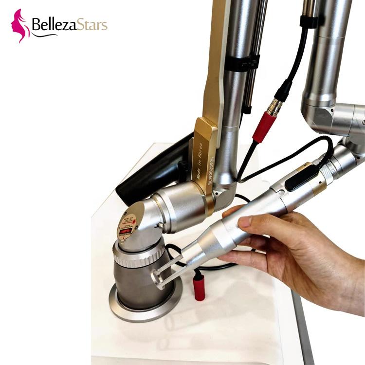 Picosecond Picolaser Picosure ND YAG Laser Machine Arm