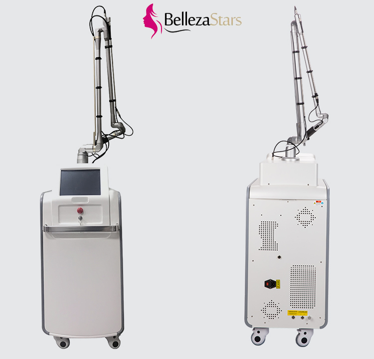 Picoway Q Switched nd yag laser pigmentation removal chloasma removal machine