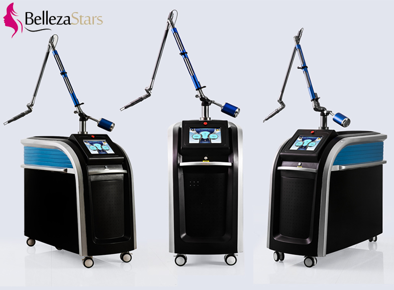laser arm pigment tattoo removal Pico Second Picosure machines