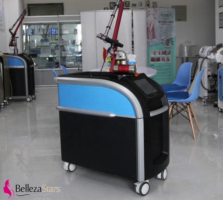 picosecond laser pigmentation removal instrument for beauty salon China Wholesaler