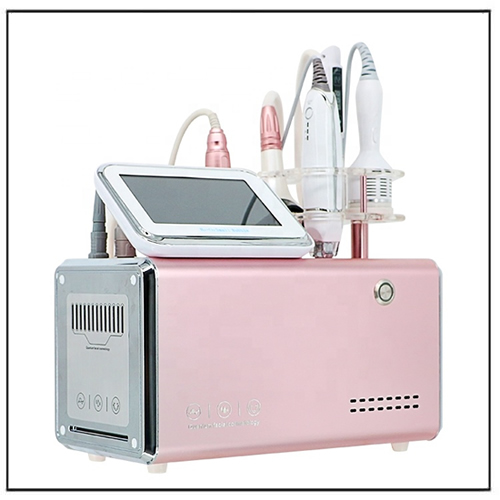 5 In 1 Multifunction Thermolift RF Mesotherapy Facial Beauty Machine
