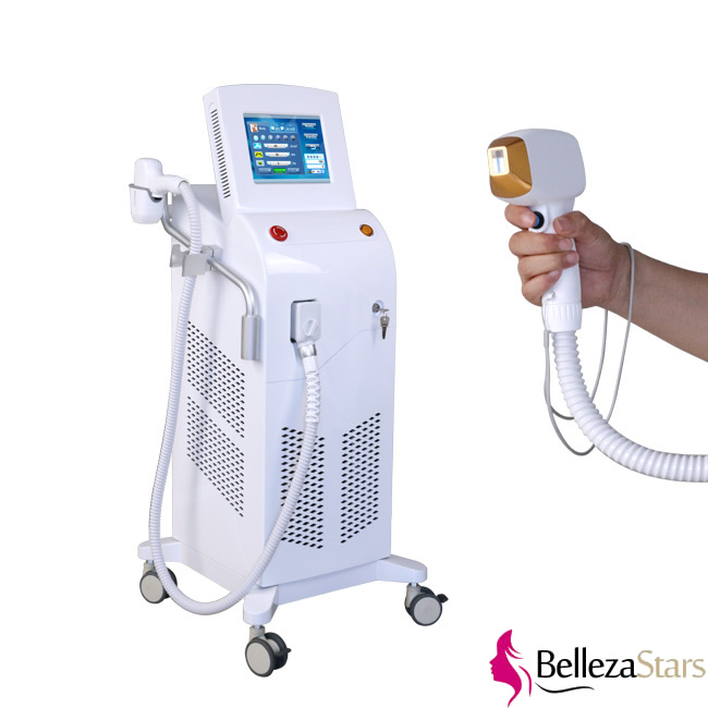 Anti-Hair Removal Equipment Alma Laser Soprano Ice Handpiece