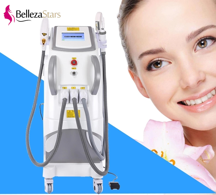 Opt IPL RF Laser Hair Tattoo Removal Machine