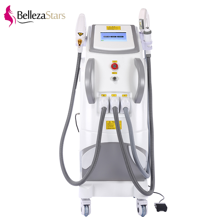 Professional Hair Removal OPT IPL Pico Laser RF Machine