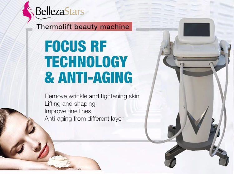 RF Skin Tightening Thermolift Machine
