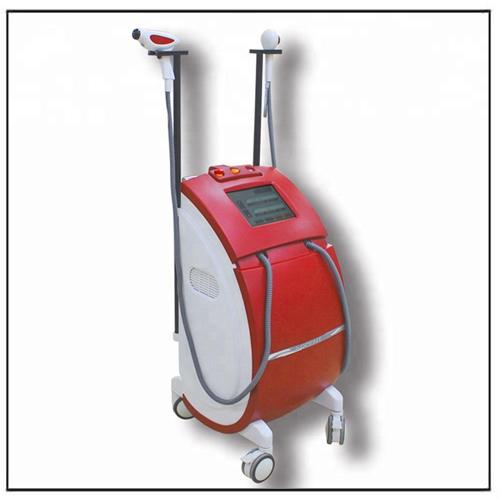 2 Handle Thermolift RF Fat Burning Face Slimming Machine