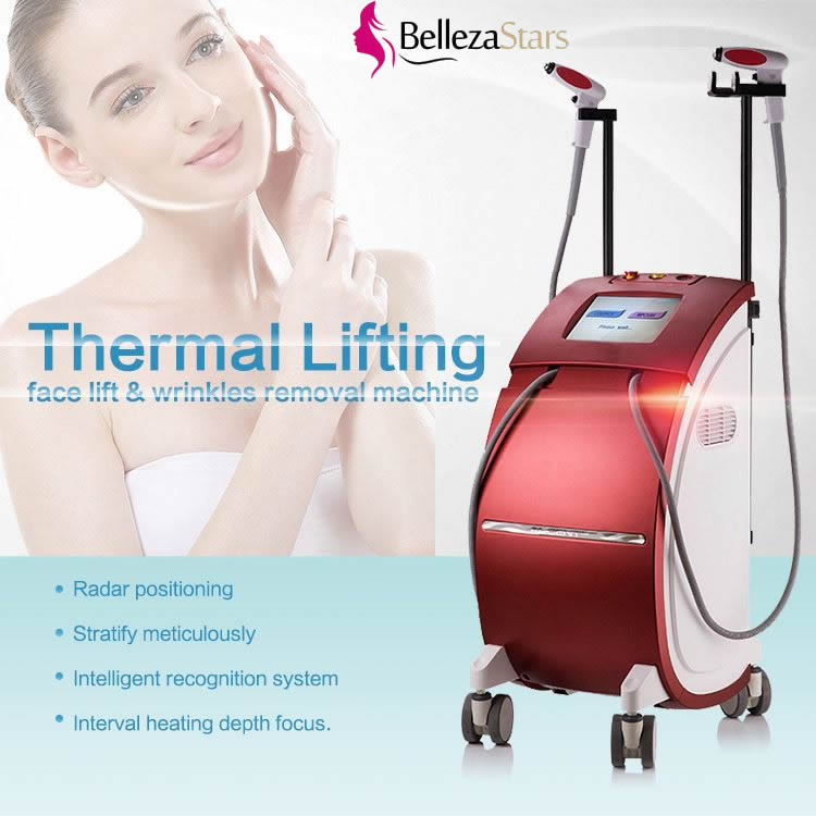 Portable facial wrinkle removal Thermal lifting equipment