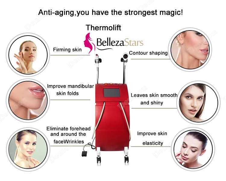 Thermolift RF Anti-aging Machine for skin problem