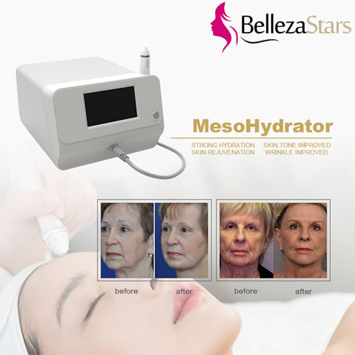 2020 Mesoterapia Oxygeneo Facial Machine