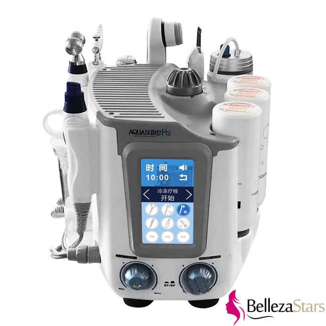 6 In 1 H2O2 Water Dermabrasion Aqua Peeling Device