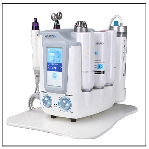 6 In 1 Small Bubble Aquasure H2 Beauty Machine