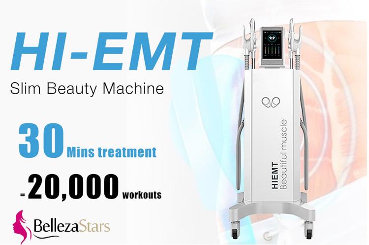 EMSculpting Slimming Machine HI-EMT Slim Beauty Machine