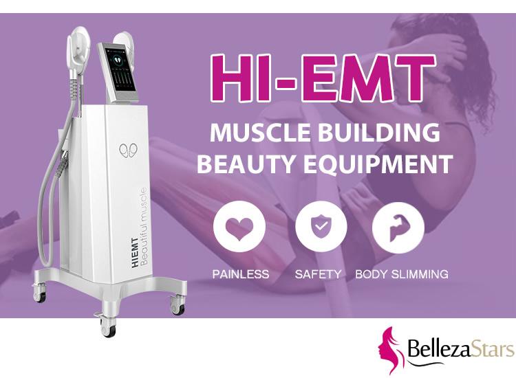 HI-EMT Slim Muscle Building Beauty Equipment