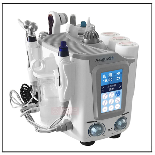 Hydrogen Peel Dermabrasion Water Aqua Facial Beauty Machine
