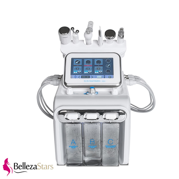 Korea Microdermabrasion Oxygen Therapy Facial Beauty Machine
