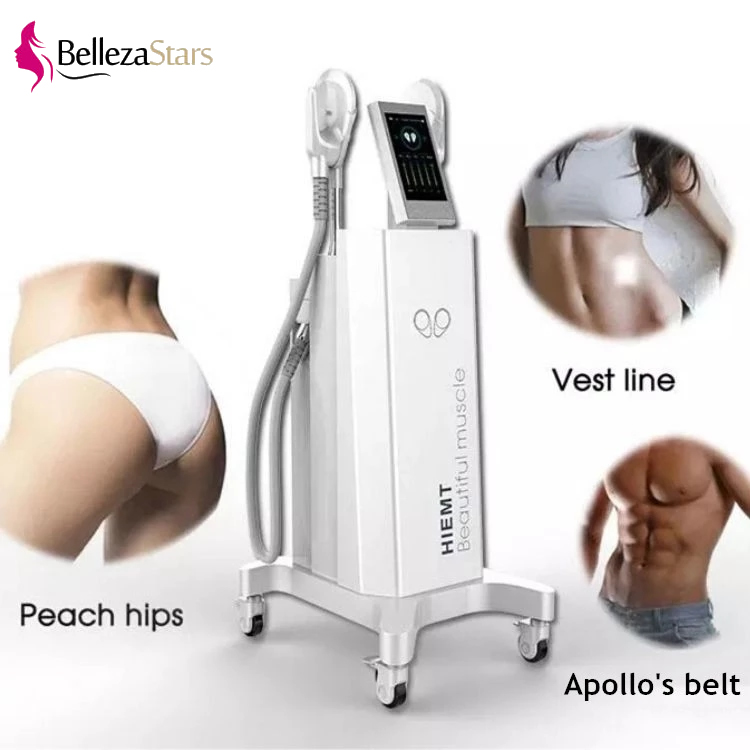 Electromagnetic Body Muscle Sculpting Hi-emt Slimming Beauty Equipment