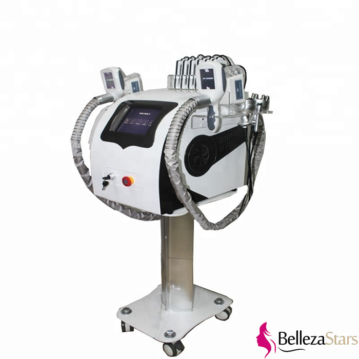 Beauty Salon Cool Therapy Body Shaper Freezing Cryo Slimming Equipment