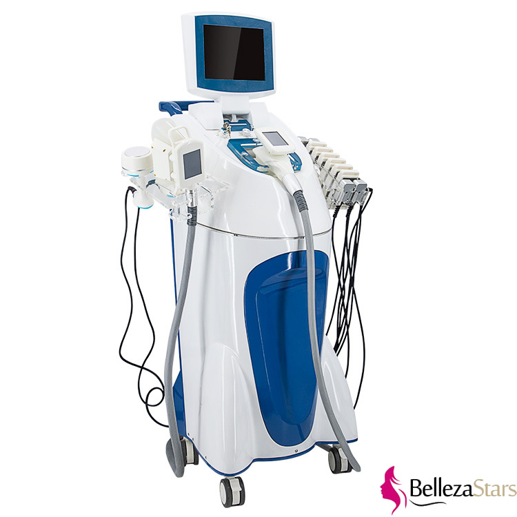 Criolipolysis Cryotherapy RF Vacuum Slimming Machine