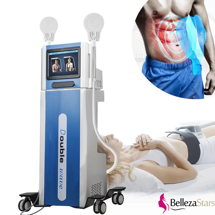New Arrival EMSculpting Hifem Technology Electromagnetic Muscle Stimulation Equipment