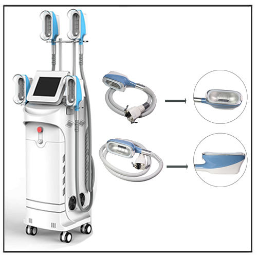 360 Cool Tech Cryotherapy Body Sculpting Fat Freezing Cryolipolysis Equipment