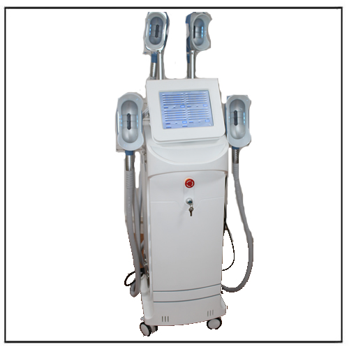 4 Handpieces 360 Cryolipolysis Body Shaping Beauty Slimming Machine