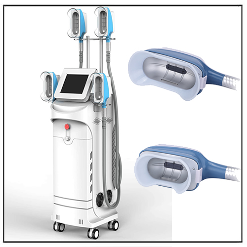 Large and Medium Size Cyo Handes Vertical 360 Degree Criolipolisis Device