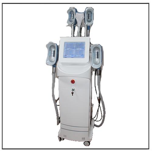 360 Angle Cryo Cavitation Body RF Lipo Laser Facial RF Cryolipolysis CRYOLIPO System
