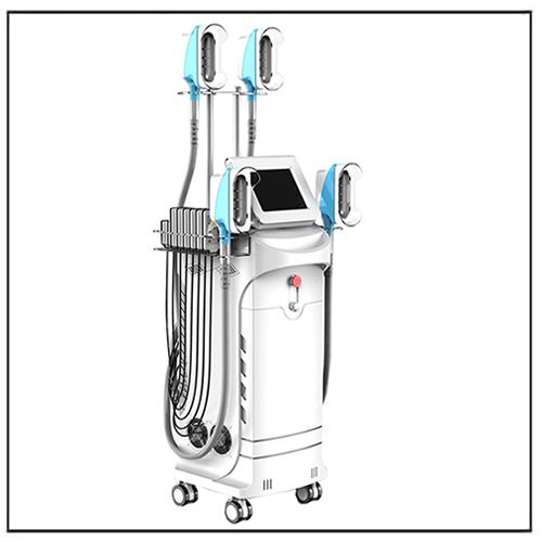 360 Cryolipolysis Cavitation Body RF Lipo Laser Facial RF CRYOLIPO Machine