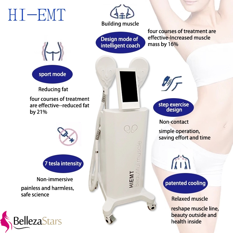 Body Sculpting Slimming Muscle Stimulation Electromagnetic Machine
