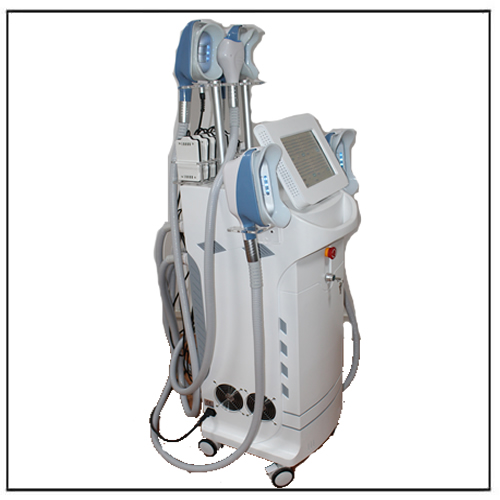 Multiple Treatments Combination 360 Cryolipolysis Cavitation Radio Frequency Lipolaser Machine