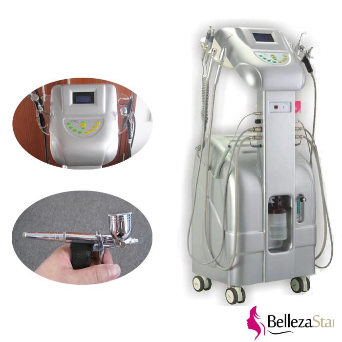 Oxygen Skin Injection System