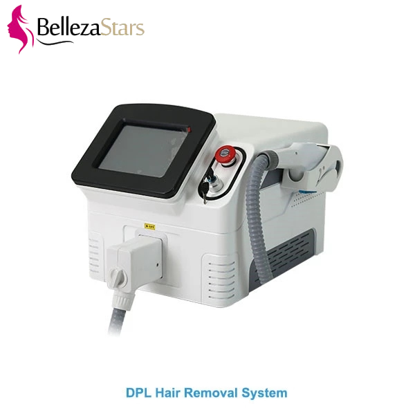 Easy Operate Hair Removal Opt Ipl Beauty Equipment