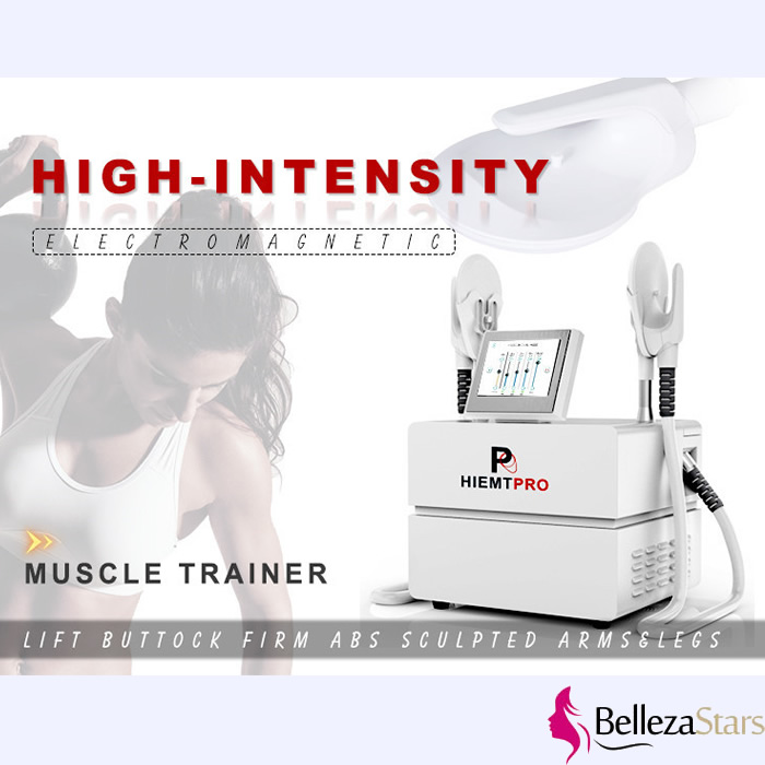 HIEMT PRO Fat Burning Machine for Belly