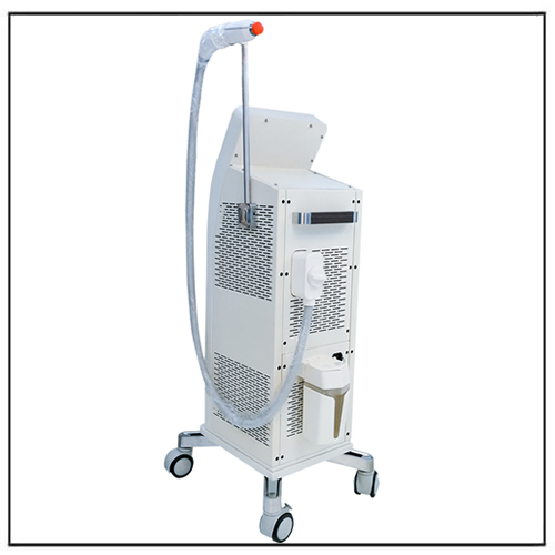 1064nm 532nm Carbon Tip Q-switch Nd yag Laser Beauty Machine