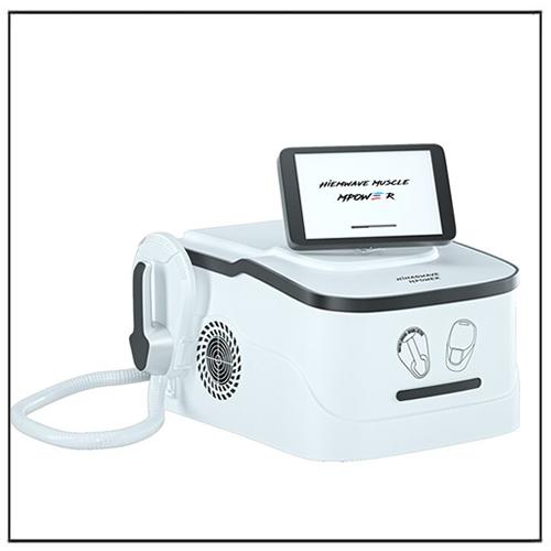 Electric Wave Muscle Stimulator Body Shape Hiemt Slimming Instrument