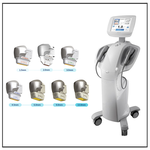 Professional 9D Hifu 7D Focused Ultrasound Body And Face Slimming Machine