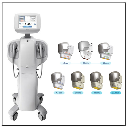 Ultra Lift Ultrasound Therapy 7D HIFU Face Lift Anti-aging Machine