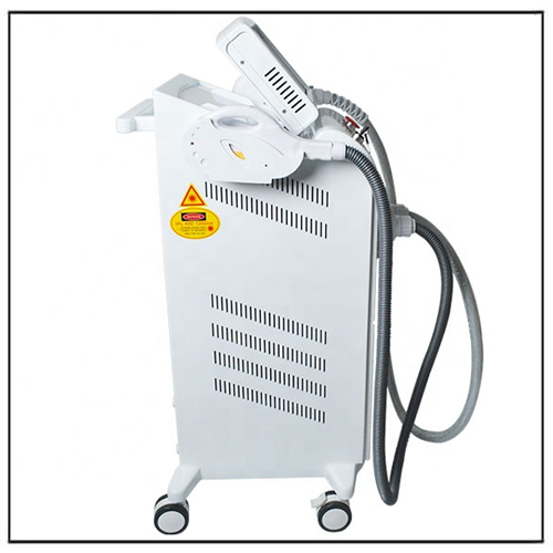 2 in 1 Salon Device Picosecond Laser Tattoo Hair Removal ND YAG Laser