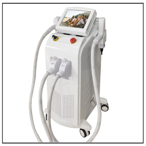 808 Diode Laser Nd Yag Laser Picosecond Tattoo and Hair Removal Machine