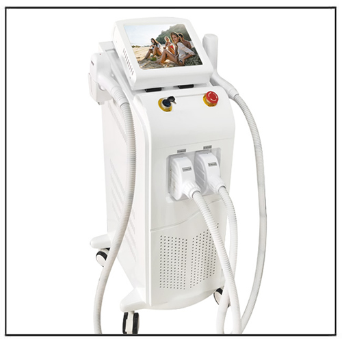 Multi-function 808nm Diode Laser Hair Removal Picosecond ND Yag Laser Tattoo Removal Machine