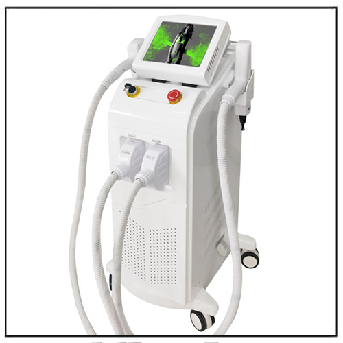 Soprano Alma Diode Laser Hair Removal + ND YAG Laser Tattoo Removal System