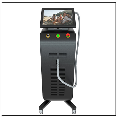 755 808 1064 Diode Laser Alma Soprano Ice Titanium Hair Removal Beauty Salon System