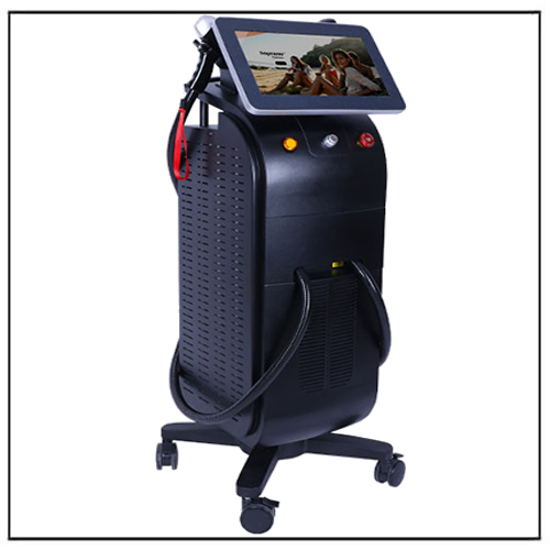 Alma Laser Soprano Titanium Multifunction Beauty Device Nd yag Laser Tattoo Removal and Hair Removal