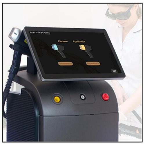 Alma Soprano Ice Alma Titanium Diode Laser Equipment for Hair Removal