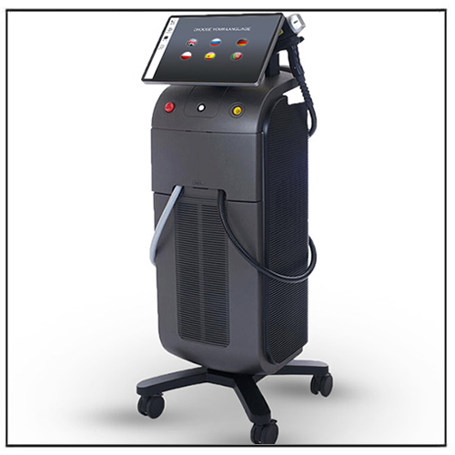 Alma Soprano Ice Platinum Alexandrite Laser 755 808 1064 Diode Laser Hair Removal Machine