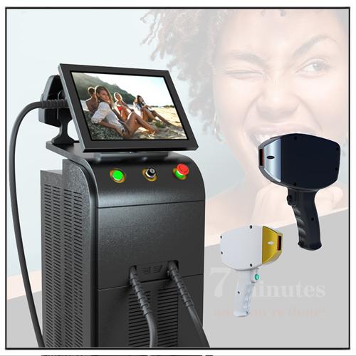 Alma Soprano Ice Platinum XL 1064nm 755nm 808nm Diode Laser Hair Removal