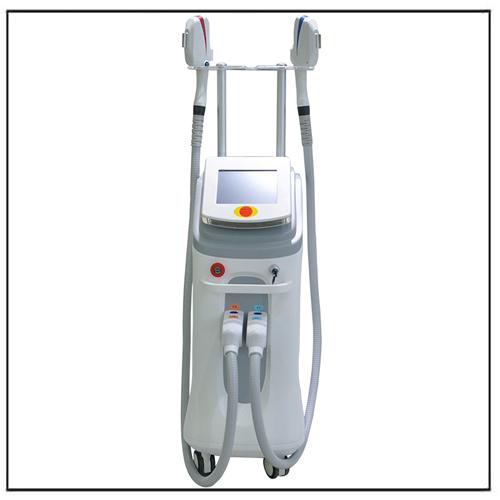 DPL OPT SHR Face Care System Skin Rejuvenation Hair Removal Machine