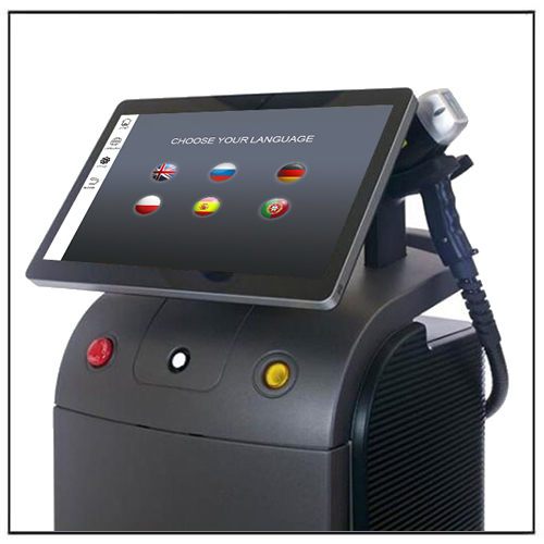 Soprano Multifunction Beauty Machine Nd yag Laser Tattoo Removal and Hair Removal